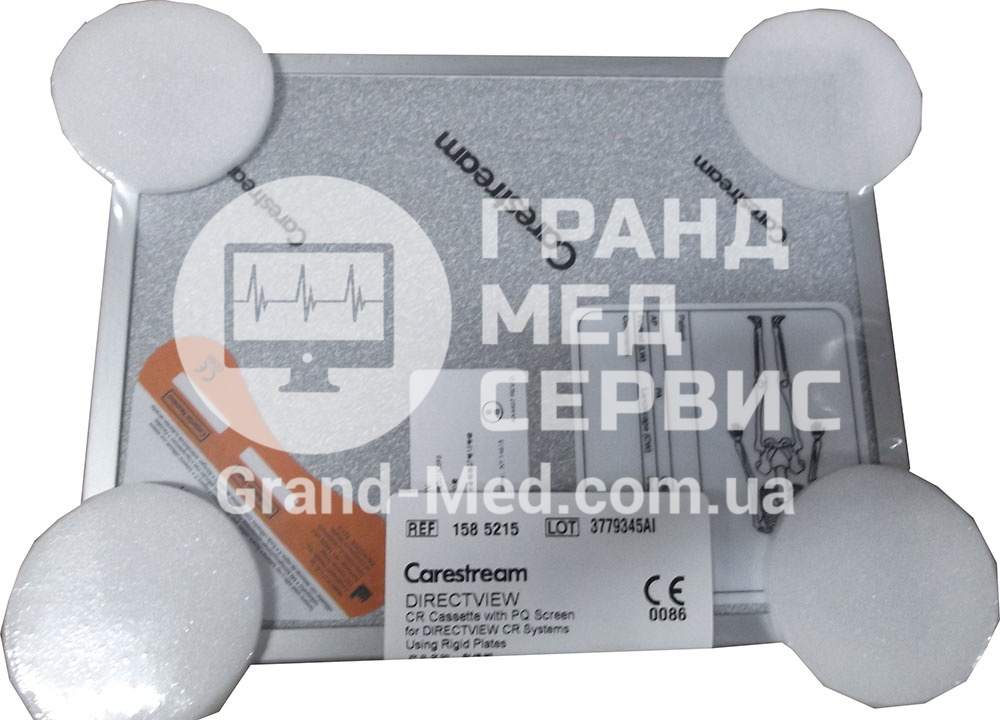 Кассета для CR Carestream Health (Kodak) с PQ Жестким экраном 18х24см