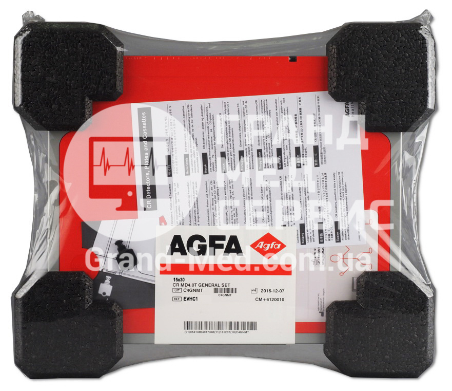Кассета для CR Agfa CR MD 4.0T Gen Set 15x30 см