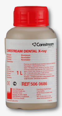 Проявитель Carestream Dental X-ray (Kodak) 1л