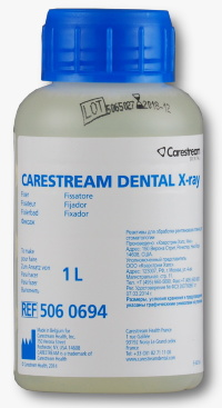 Фиксаж Carestream Dental X-ray (Kodak) 1л