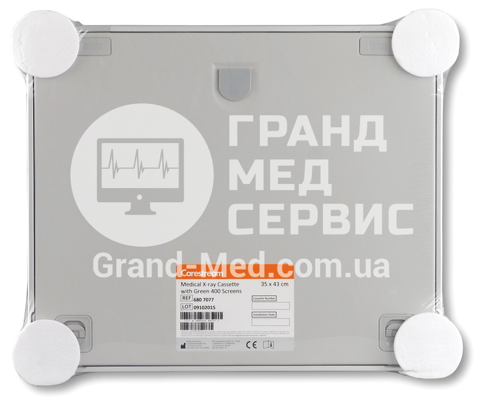 Рентгеновская кассета Carestream Health (Kodak) с экраном Green 400 35x43 см